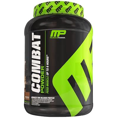 Combat Powder – 907 g – Sabor Chocolate - Muscle Pharm