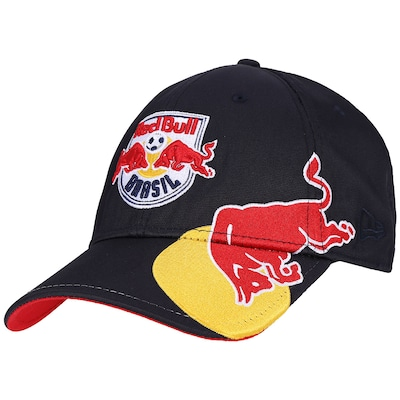 Boné New Era 3930 Red Bull Brasil Summer - Adulto