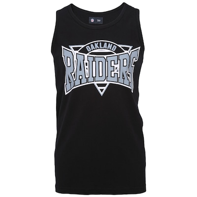 Camiseta Regata New Era Triangle Oakland Raiders – Masculina