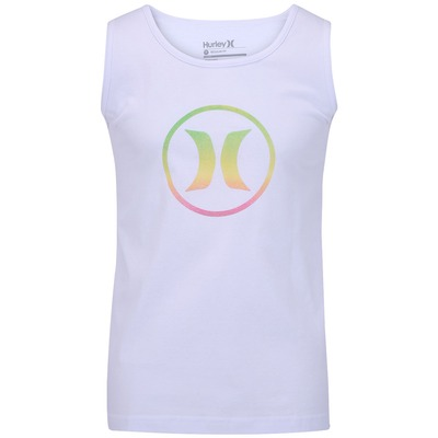 Camiseta Regata Hurley Block Party Gradien - Masculina