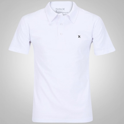 Camisa Polo Hurley Block Party - Masculina