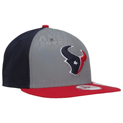 Boné New Era Houston Texans - Adulto