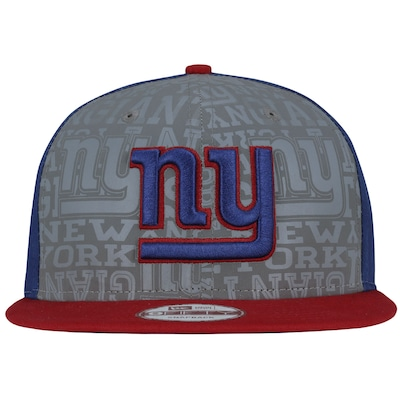Boné Aba Reta New Era 9FIFTY New York Giants NFL Draft - Snapback - Adulto