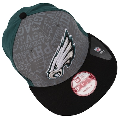 Boné Aba Reta New Era Philadelphia Eagles 171 - Snapback - Adulto
