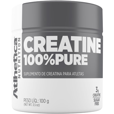 Creatina Atlhetica 100% Pure - 100g