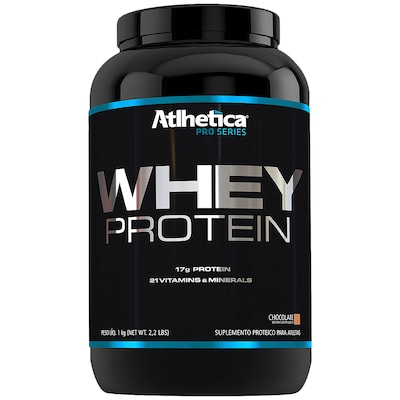 Whey Protein Atlhetica Pro Series - Chocolate - 1Kg