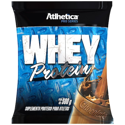 Whey Protein Atlhetica Pro Series Refil - Chocolate - 500g