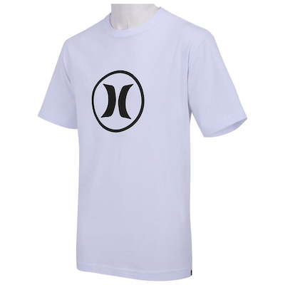 Camiseta Hurley Block Party - Masculina