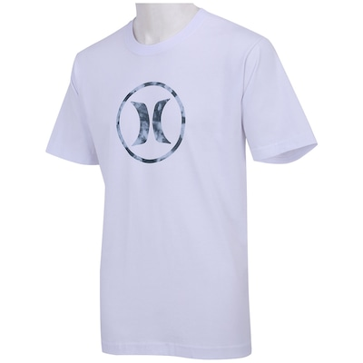 Camiseta Hurley Block Party 627052 - Masculina