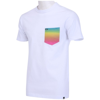 Camiseta Hurley Primitive Pocket - Masculina