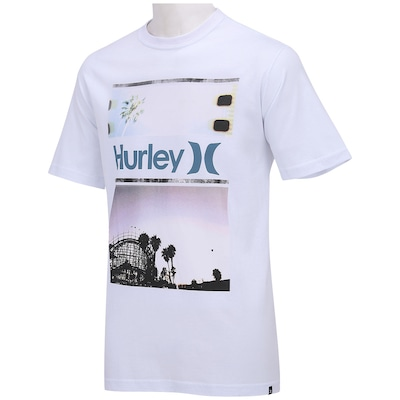 Camiseta Hurley All State Pop - Masculina