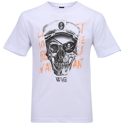 Camiseta Wg Silk Pirate - Masculina