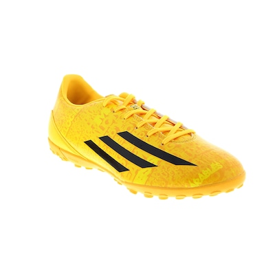 Chuteira do Messi Society adidas F10 TF AFA