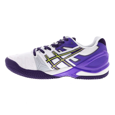 Tênis Asics Gel Resolution 5 Clay - Feminino