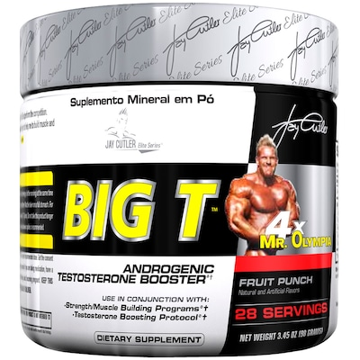 HGH Jay Cutler Series Big T - Frutas - 98g