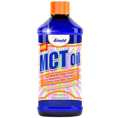 MCT – 473 Ml – Arnold Nutrition