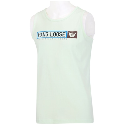 Camiseta Regata Hang Loose Roots - Masculina