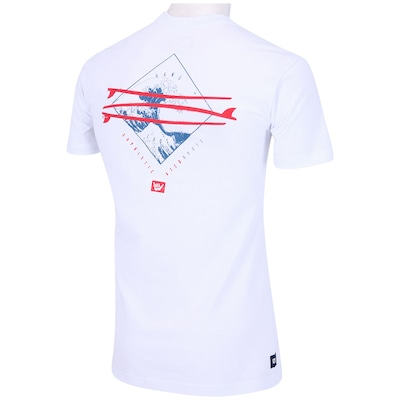 Camiseta Hang Loose Big Wave - Masculina