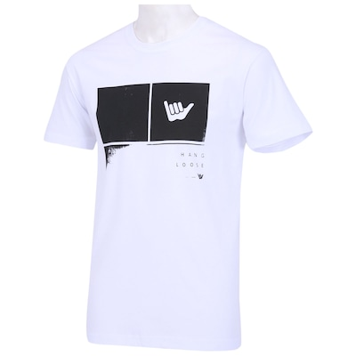 Camiseta Hang Loose Block - Masculina