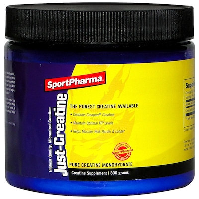 Just-Creatine – 300 g- Sportpharma