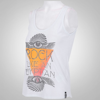 Camiseta Regata Volcom Rock Like – Feminina