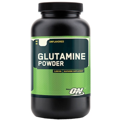 Glutamine Powder - 300 g - Sem Sabor – Optimum Nutrition