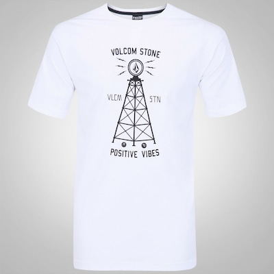 Camiseta Volcom Rádio On - Masculina