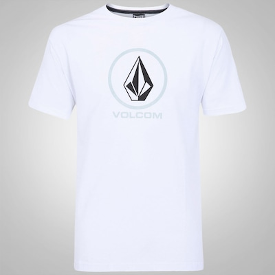 Camiseta Volcom Circle Staple - Masculina