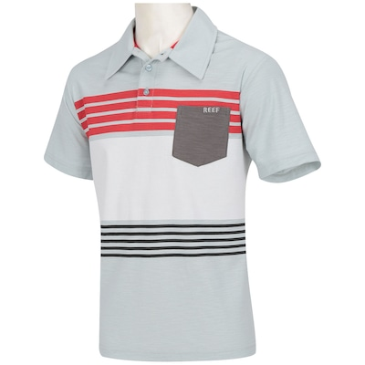 Camisa Polo Reef Adventure II – Masculina