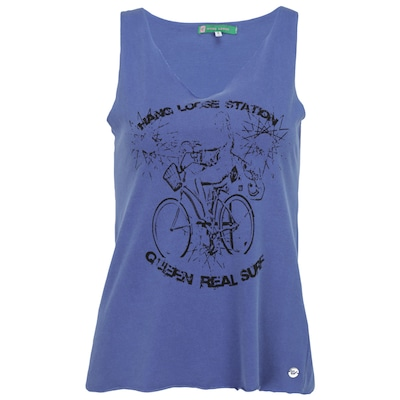 Camiseta Regata Hang Loose Ondina - Feminina