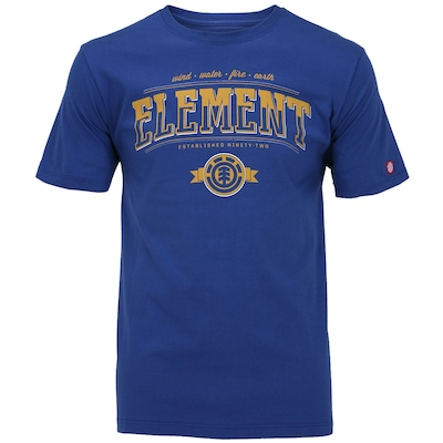 Camiseta Element Endure - Masculina