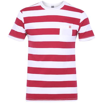 Camiseta Element Stripes - Masculina