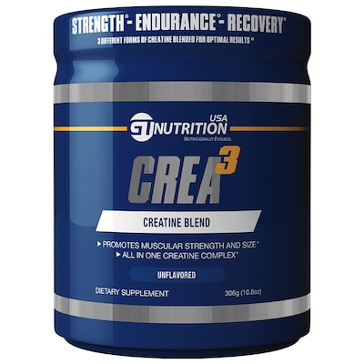 Creatina GT Nutrition Crea3 - 306g