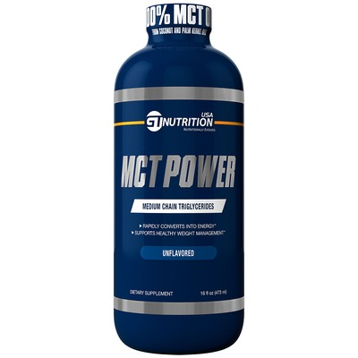 MCT Power – 473 ml – GT Nutrition USA