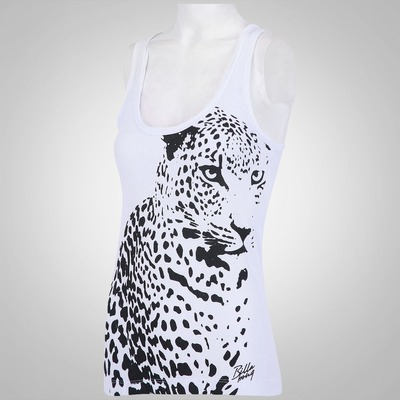 Camiseta Regata Billabong Animal - Feminina