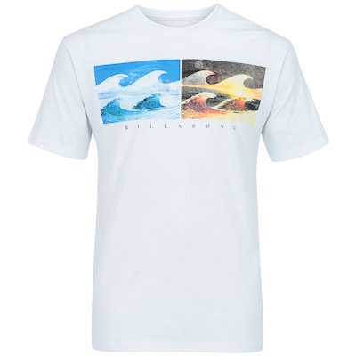 Camiseta Billabong Colours- Masculina