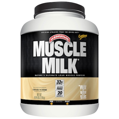 Muscle Milk RTD - 2,240 g - Sabor Cookies - Cytosport