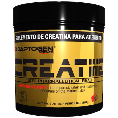 Creatina Adaptogen Science - Sem Sabor - 210g