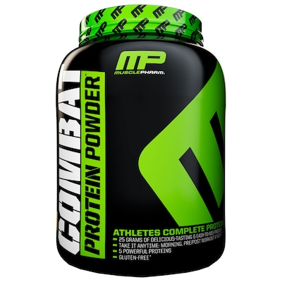 Whey Protein Muscle Pharm New Combat - Cookies - 1,15Kg