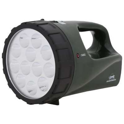 Lanterna de Led com Bateria Recarregável Guepardo Tocha Ultra Light