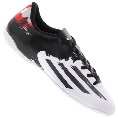 Chuteira do Messi de Futsal adidas F5 IN