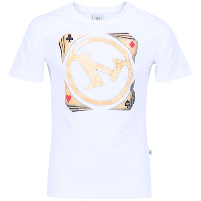 Camiseta New Skate Naipes - Masculina