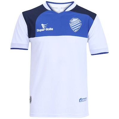 Camisa do CSA II 2014 nº 10 Super Bolla