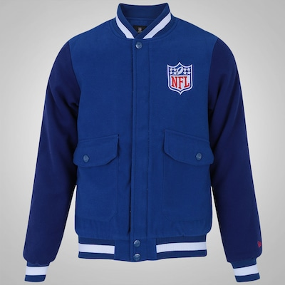 Jaqueta College New Era NFL - Masculina