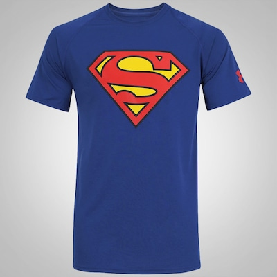 Camiseta Under Armour Superman - Masculina