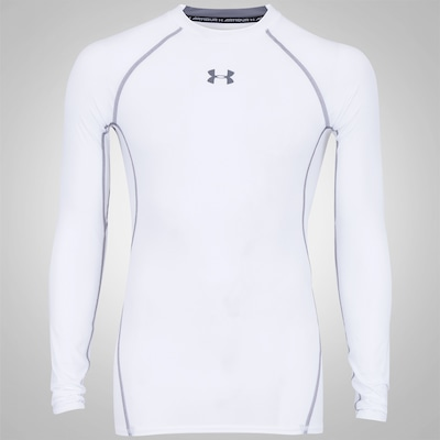 Camiseta de Compressão Manga Longa Under Armour HG - Masculina