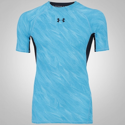 Camiseta Under Armour HG Printed - Masculina