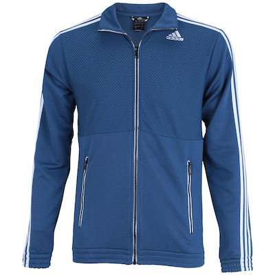 Agasalho adidas Train Knit - Masculino