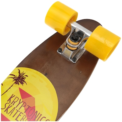 "Skate Kryptonics Torped Wood Brown 22""x 5"""
