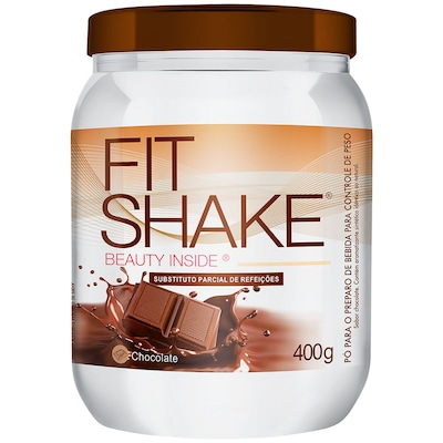 Shake Probiótica Fit Shake - Chocolate - 400g